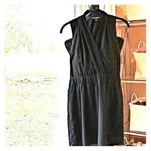 Express black mini sleeveless dress XSP